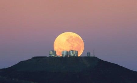 Очень большой телескоп (Very Large Telescope),