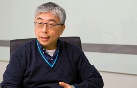 Президент Acer Джим Вонг