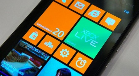 Смартфон Lumia 900