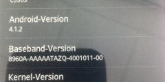 Смартфон Sony C5303 (рис.4)