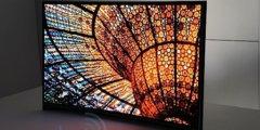 #CES | Samsung показала первый в мире телевизор с изогнутым экраном