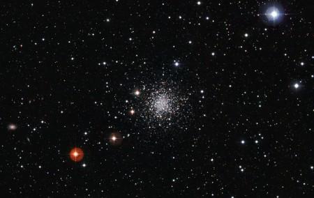 Шаровое звездное скопление NGC 2257