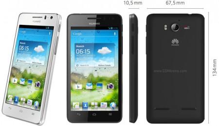 смартфон Ascend G615