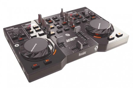 Микшерные пульты Hercules DJControl Instinct и DJ Control AIR: Street Edition