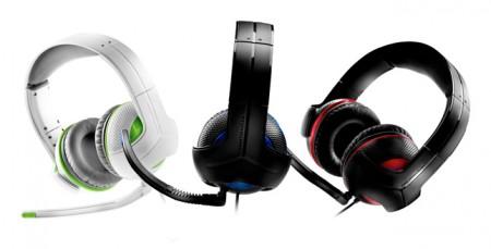 Игровые гарнитуры Thrustmaster Y-Gaming Headsets