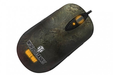 Мышка SteelSeries WoT Gaming Mouse