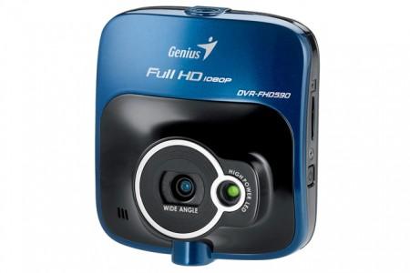 Видеорегистратор Genius DVR-FHD590