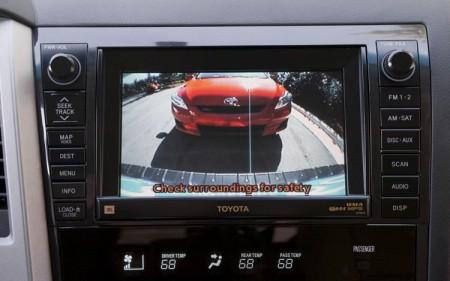 Камера заднего вида Toyota