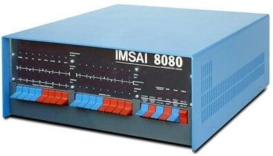 чтиво | IMSAI 8080. Компьютер народных умельцев - компьютерная ...