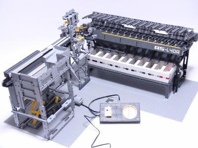 Lego Axle Sorter AS-L40A