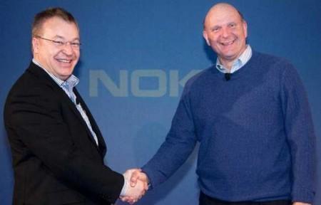 Nokia-Microsoft