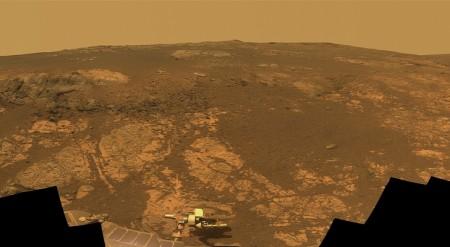 Панорма Марса