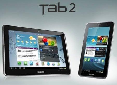 С момента анонса планшетов samsung galaxy tab 2