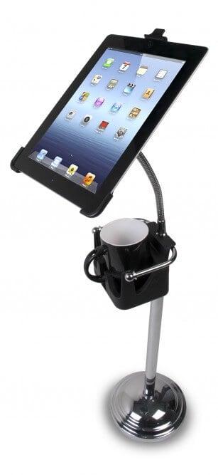 Держатель для iPad с подставкой для кружки