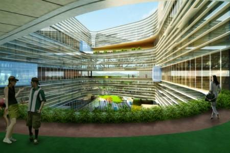 Кампус Samsung (2)