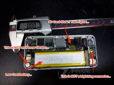 Клон iPhone 5