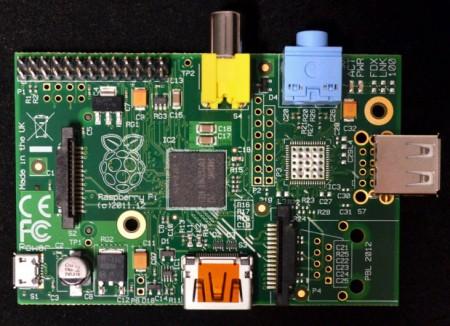Компьютер Raspberry Pi Model B