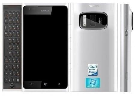 Концепт Nokia Lumia 1000