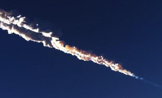 Метеор в России