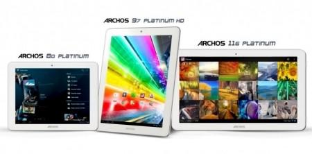 Планшеты Archos Platinum