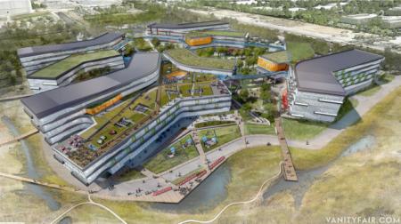 Проект нового кампуса Google