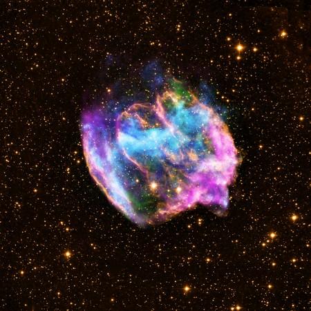 Сверхновая звезда W49B