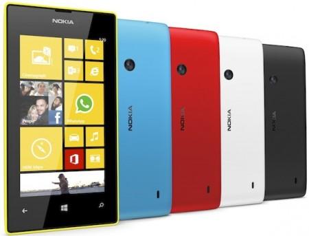 Смартфон Lumia 520