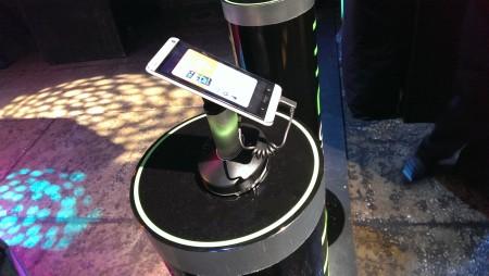 Снимок с камеры HTC One - 2
