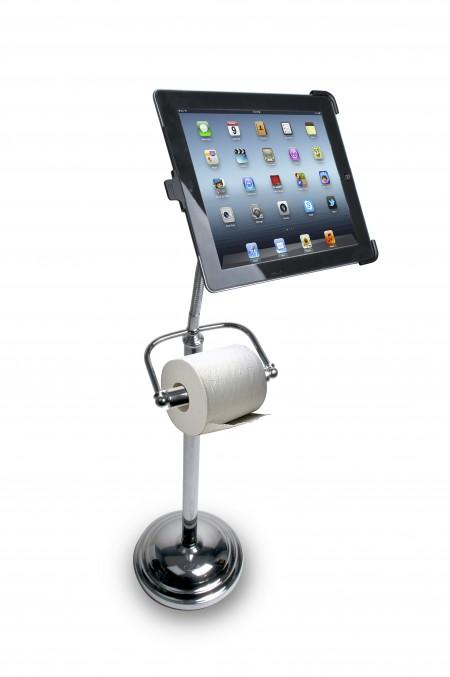 Туалетный держатель для iPad