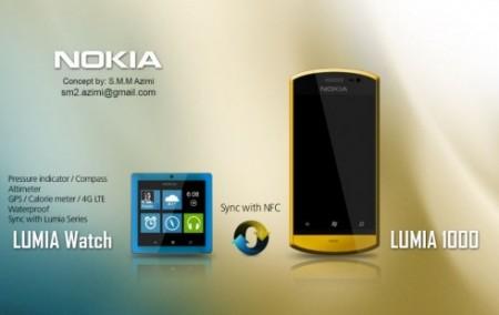 Часы Nokia Lumia (2)