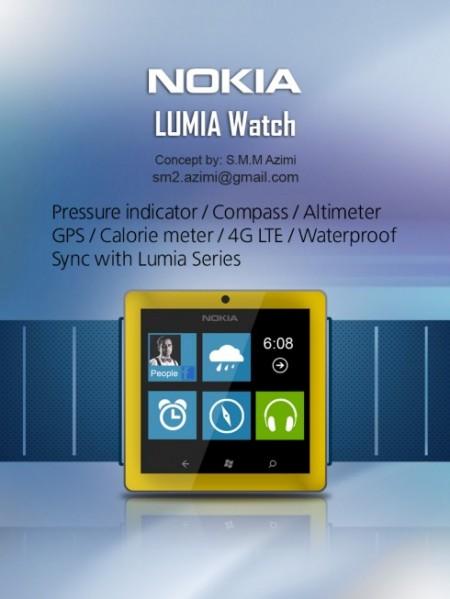 Часы Nokia Lumia (3)