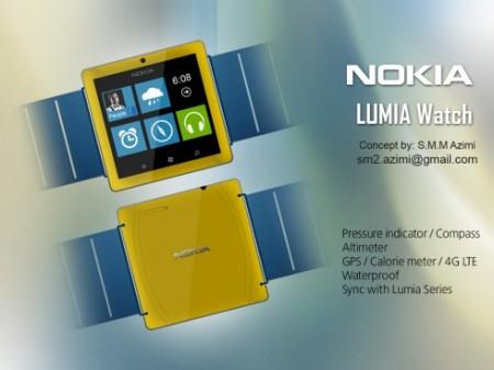 Часы Nokia Lumia (4)