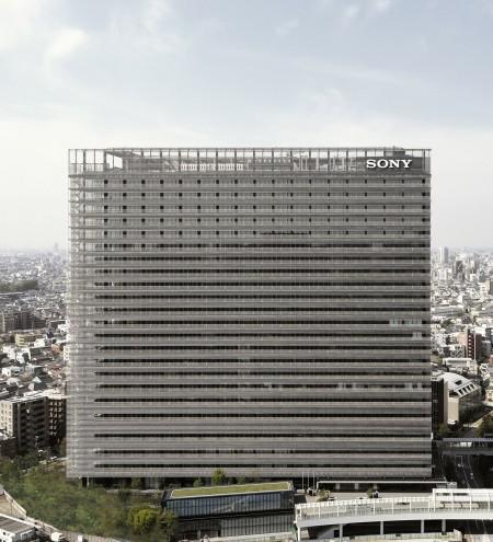 здания Sony City Osaki