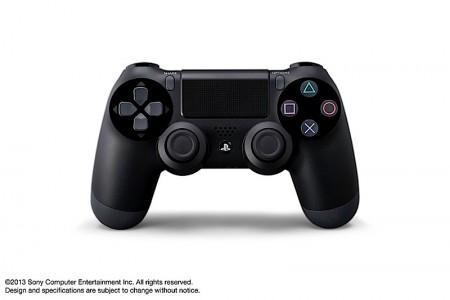 контроллер DualShock 4