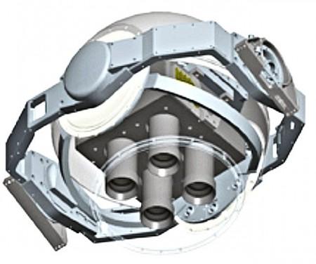 ARGUS-IS - камера
