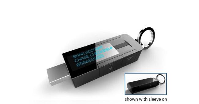Biometric-Flash-Drive