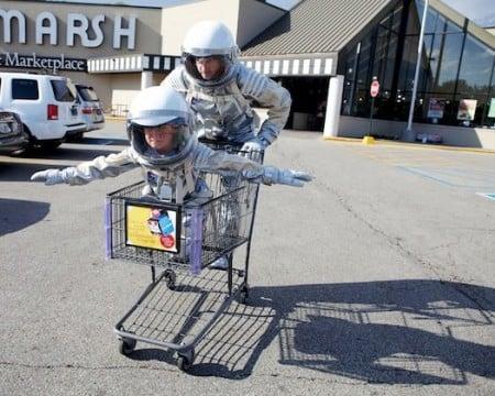 Космический шоппинг