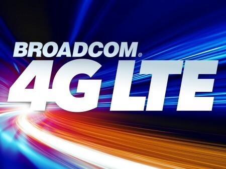 Broadcom LTE
