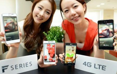 LG Optimus F-Series