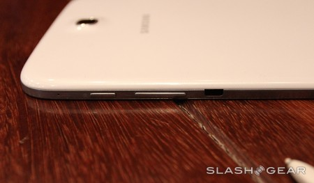 Samsung Galaxy Note 8.0 - 9