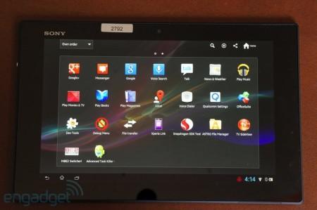 Sony Xperia Tablet Z - 1