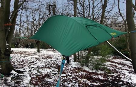 Stingray - подвесная палатка