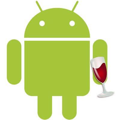 Wine для Android