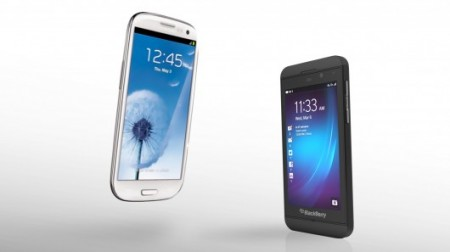 Z10 vs Galaxy S 3