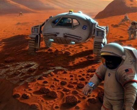 Колония Марс