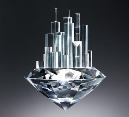 Небоскреб из алмазов