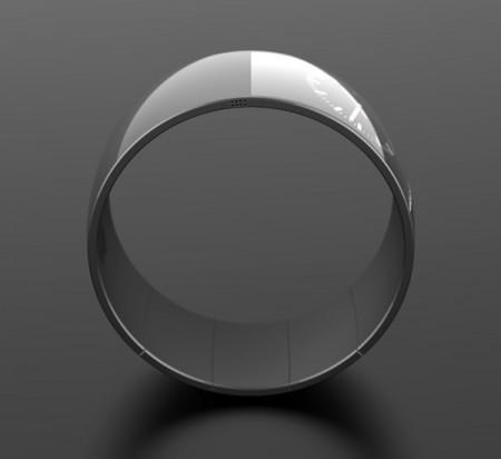 Концепт iwatch - браслет