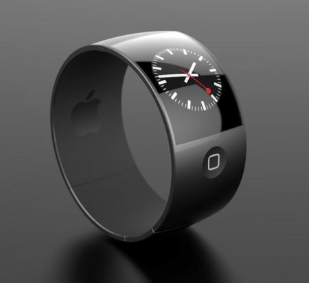 Концепт  iwatch - часы