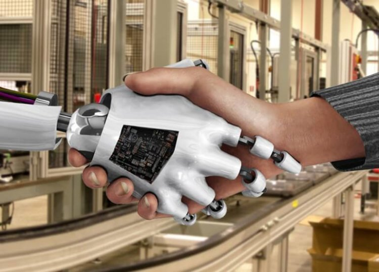 Роботы в MIT