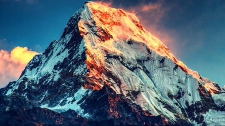 Горы С Эверестом